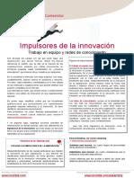 Impulsores de la innovación