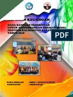 Cover Laporan Keuangan