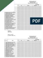 Daftar Hadir Siswa_guru Mapel