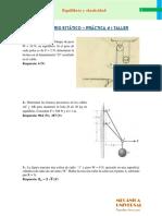 Práctica 1 Taller - Equilibrio