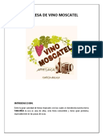 Empresa de Vino Moscatel