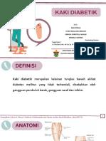 Diabetic Foot Ppt