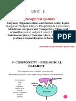 Biosensors Unit-3 New