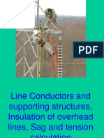 Line Conductors and supporting structures original.ppt