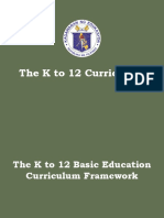 2. K to 12 Curriculum Orientation