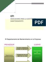 KPI Presentación