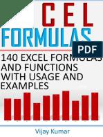 ExcelFormulasandFunctions