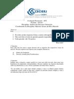 AP2 ADG 2012-1 - Gabarito