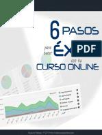 6 pasos para tener exito con tu curso online.pdf