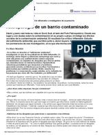 Página_12 __ Dialogos __ Antropología de Un Barrio Contaminado