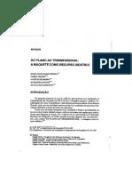 artigo - do plano ao tridimensinonal.pdf