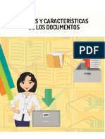 Clases Características de Documentos EXPOSICIÓN