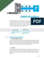 Razavi_2003Eng Cap7 CMOS Amplifiers
