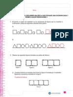 guia de patrones y secuencias quinto basico