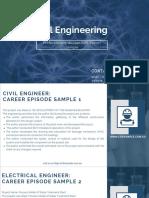 Civil Engineering CDR Sample
