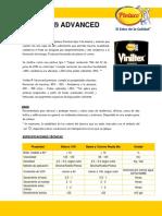 Características técnicas viniltex