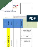 A&C-F-01 Matriz de Identificaion de Peligros y Control Del Riesgo