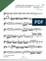 Telemann Violão 3
