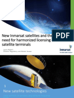 7 New Inmarsat Satellites and the Need for Harmonized Licensing of Satel...
