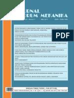 Journal Mekanika