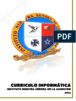 Curriculo Informática