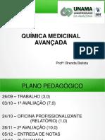 01 -Introdução Química Medicinal