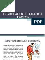 Estadificacion CA. Prostata