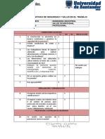 Check List de Salud y Seguridad Osma (1)