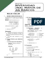 MCM - MCD