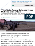 The U.S. Army Selects New Submachine Gun.pdf