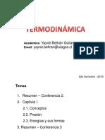 Conferencia 3 - Termo (2).pptx