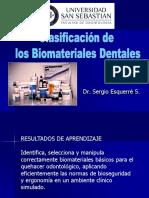 Clasificación de los Biomateriales Dentales Clase 2.ppt