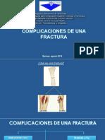 Complicaciones de Una Fractura Beto PDF
