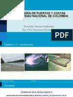 Ingenieria de Puertos y Costas