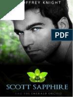 Geoffrey Knight - Scott Sapphire 1 - Scott Sapphire y La Orquídea Esmeralda