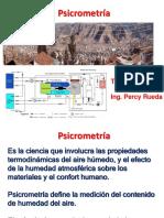 Psicrometria 2019 - I-1