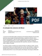 Sobre Messi