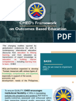 CHED's Framework