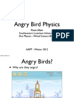 Angry Birds AAPT w12