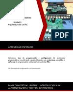 Unidad 1 - 02 - Arquitectura de un PLC.pptx