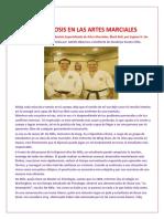 Hipnosis en Las Artes Marciales 04-2015