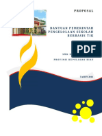 Proposal TIK SMK 1 Batam 2018