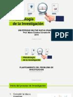 Planteamiento de investigacion