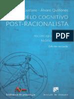 Modelo cognitivo post racionalista