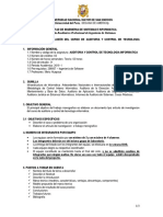 Trabajo Monografico de Auditoria y Control de Tecnologia Informatica