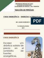 Crisis Energética-Energías Alternativas