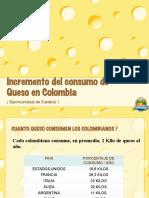 El queso en Colombia