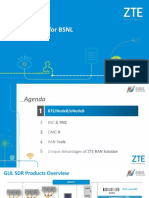 Zte Ran Solution for Bsnl p8