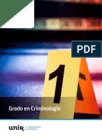 La criminologia como ciencia