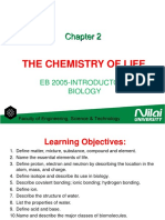 2.1 the Chemistry of Life Edited